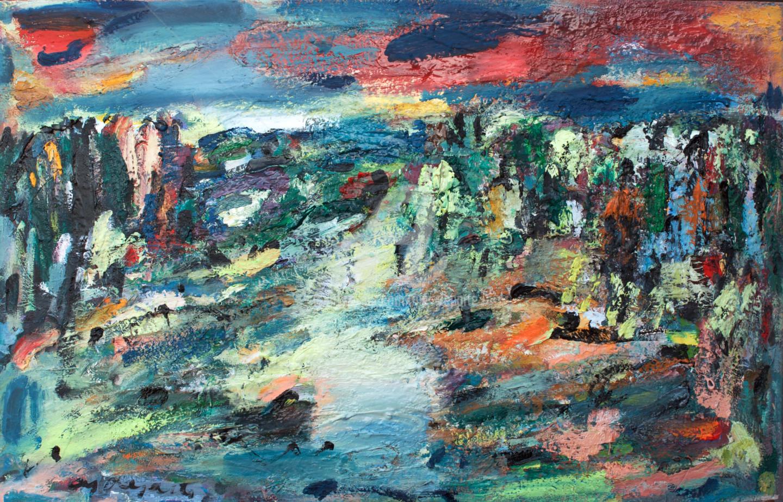 Guy Departe - paysage incertain