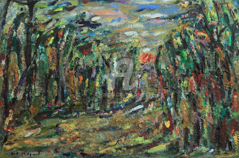 Guy Departe - grand paysage