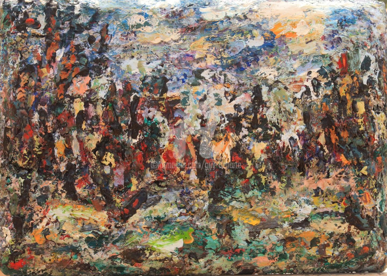 Guy Departe - paysage-variations
