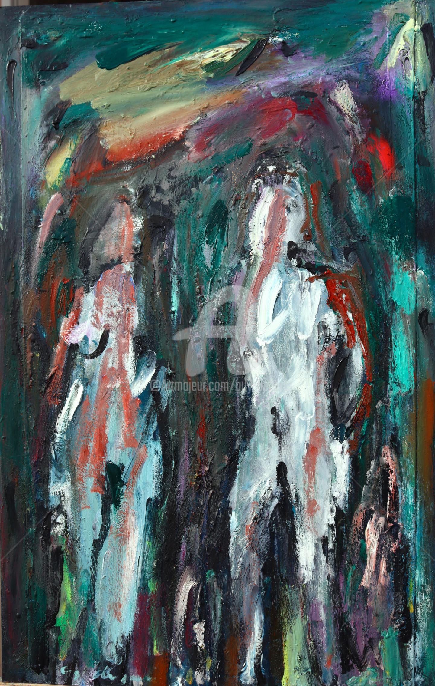 Guy Departe - figures III