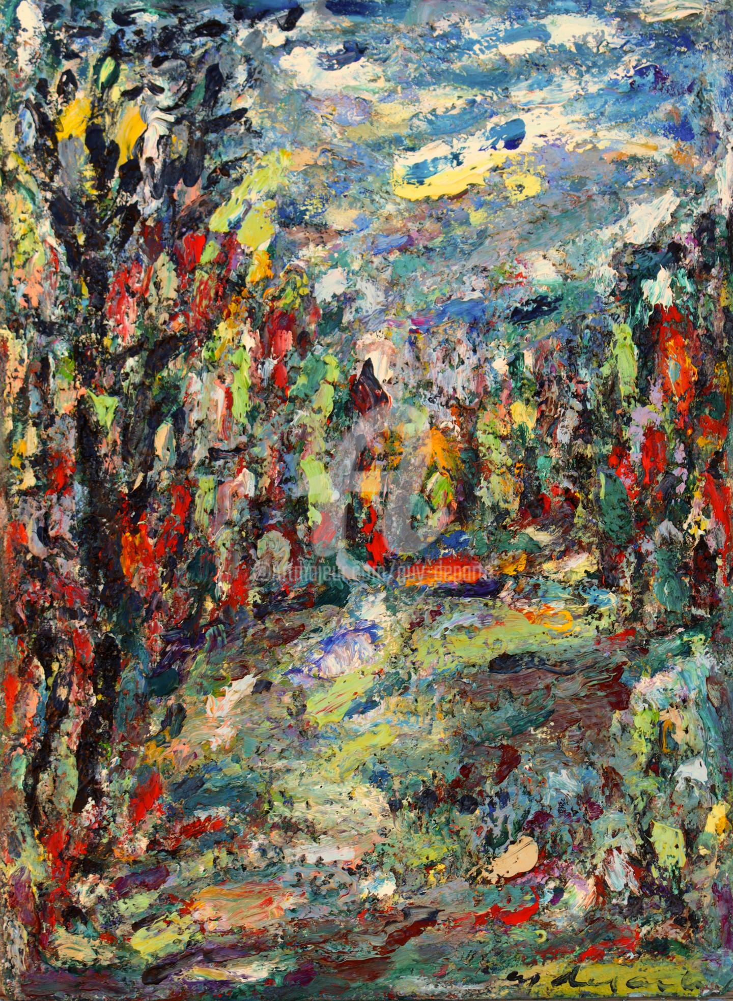 Guy Departe - paysage-paysage