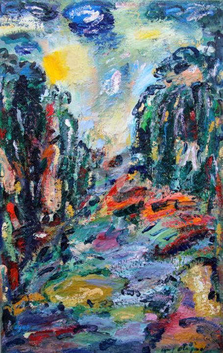 paysage de rivière